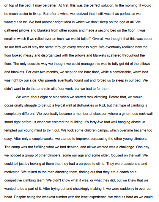 epiphany essay ms stager  file